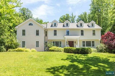 Tenafly Single Family Home Under Contract: 41 Farview Road