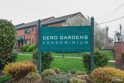Fort Lee NJ Condo/Townhouse Under Contract: $258,888