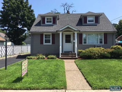 Elmwood Park Single Family Home Under Contract: 11 Bellevue Avenue