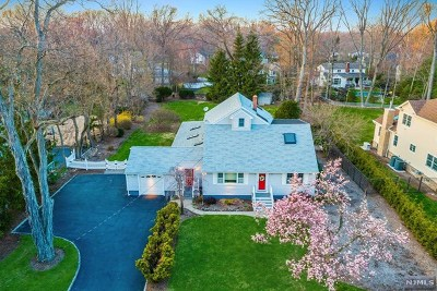 Wyckoff Single Family Home Under Contract: 183 Franklin Avenue