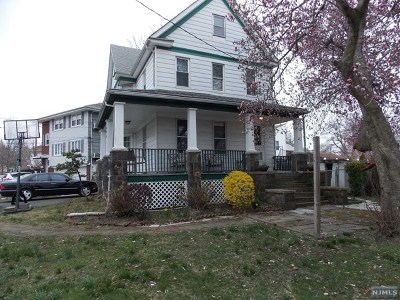 Ridgefield Park Single Family Home Under Contract: 1 Edison Street