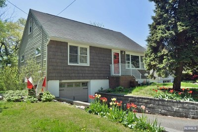 Hasbrouck Heights Single Family Home Under Contract: 516 Terrace Avenue