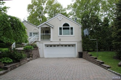 Tenafly Single Family Home Under Contract: 66 Foster Road