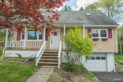 Morris County Single Family Home Under Contract: 58 Cozy Lake Road
