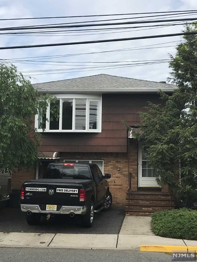Hudson County Single Family Home Under Contract: 260 Front Street