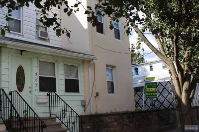 Lyndhurst Single Family Home Under Contract: 263 Lafayette Avenue