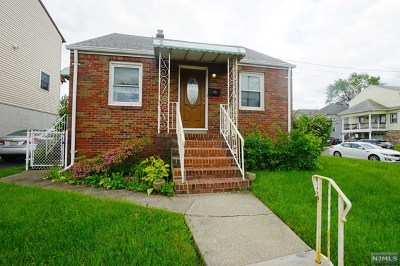 Lyndhurst Single Family Home Under Contract: 252 Riverside Avenue
