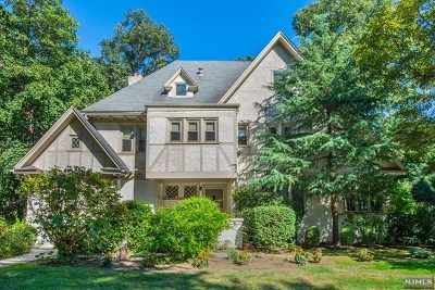 Bogota Single Family Home Under Contract: 171 Larch Avenue