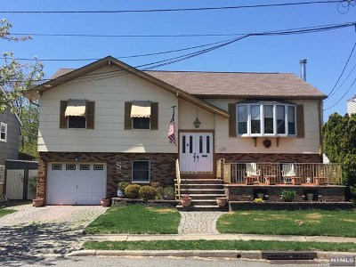 Hudson County Single Family Home Under Contract: 664 Chestnut Place