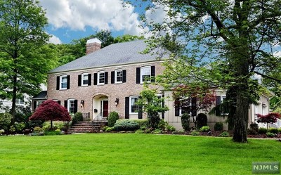 Essex County Single Family Home Under Contract: 50 Falmouth Street