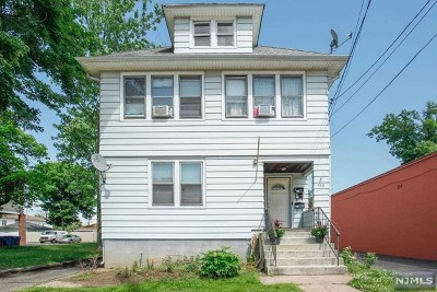 Hackensack Multi Family 2-4 Under Contract: 792 Main Street