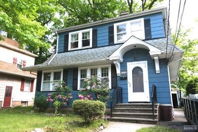 Teaneck Single Family Home Under Contract: 528 Sagamore Avenue