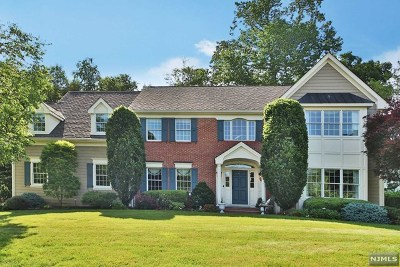 Bergen County Single Family Home Under Contract: 26 Ada Place