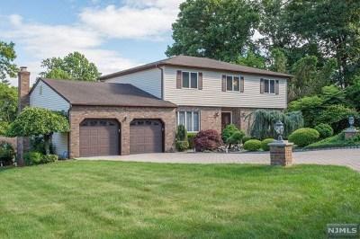Passaic County Single Family Home Under Contract: 3 Van Allen Court