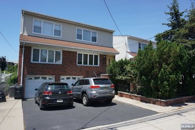 Hudson County Multi Family 2-4 Under Contract: 7011 Durham Avenue