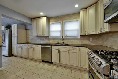 Fair Lawn Single Family Home Under Contract: 2-34 17th Street