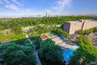 Fort Lee Condo/Townhouse Under Contract: 2200 North Central Road #14n