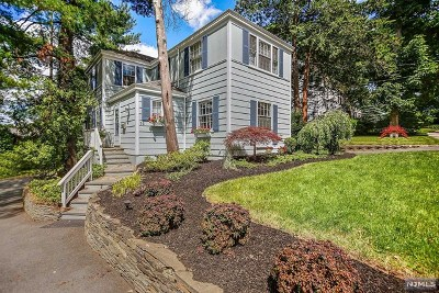 Morris County Single Family Home Under Contract: 16 Orchard Road