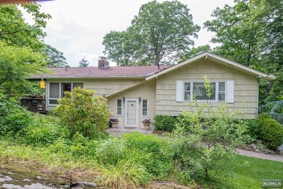 West Milford Single Family Home Under Contract: 265 Ridge Road