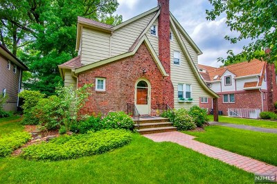 Teaneck Single Family Home Under Contract: 282 Griggs Avenue