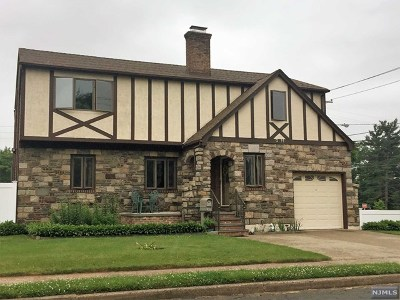 Fair Lawn Single Family Home Under Contract: 0-11 Overlook Place