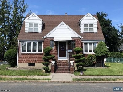 Totowa Single Family Home Under Contract: 66 Young Avenue