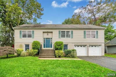 Dumont Single Family Home Under Contract: 100 Howard Street