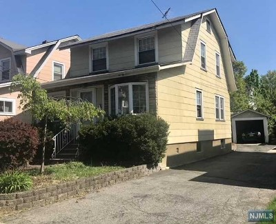 Ridgefield Single Family Home Under Contract: 895 Elm Avenue