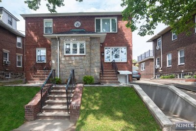 North Bergen Multi Family 2-4 Under Contract: 12 76th Street