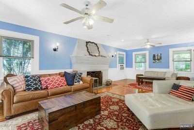 Essex County Single Family Home Under Contract: 93 Mount Prospect Avenue