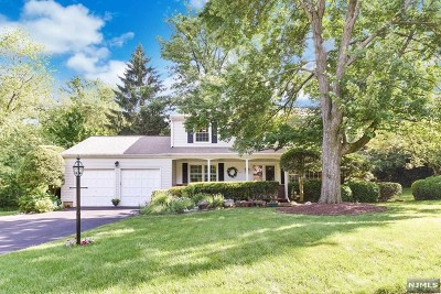 Bergen County Single Family Home Under Contract: 443 Kelly Court