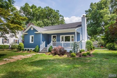 Morris County Single Family Home Under Contract: 31 Caroline Avenue