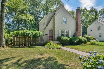 Westwood Single Family Home Under Contract: 33 Prospect Avenue