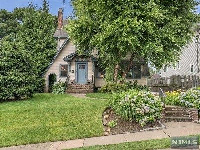 Glen Rock Single Family Home Under Contract: 23 Grandview Avenue