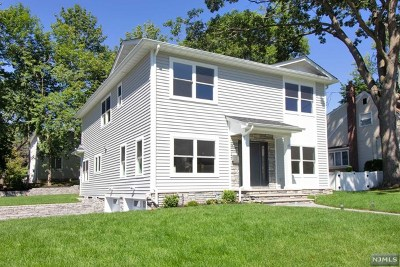 Cresskill Single Family Home Under Contract: 61 Park Avenue