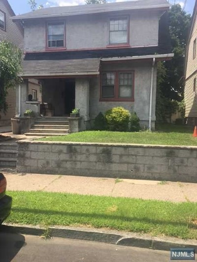 Paterson Single Family Home Under Contract: 358-360 East 32nd Street