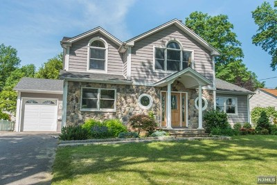 Glen Rock Single Family Home Under Contract: 86 Radburn Road