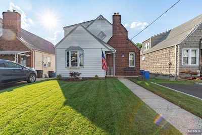 Bergen County Single Family Home Under Contract: 209 High Street