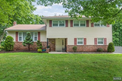 Wayne Single Family Home Under Contract: 15 Huff Road