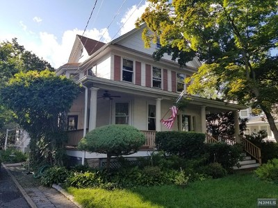 Westwood Single Family Home Under Contract: 126 2nd Avenue