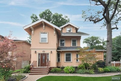 Fort Lee Single Family Home Under Contract: 1050 Anderson Avenue