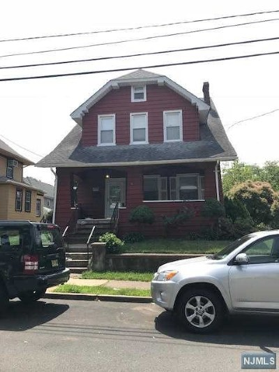 Clifton Single Family Home Under Contract: 115 Mahar Avenue