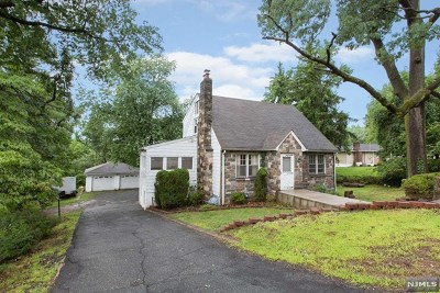 Woodland Park Single Family Home Under Contract: 932 Rifle Camp Road