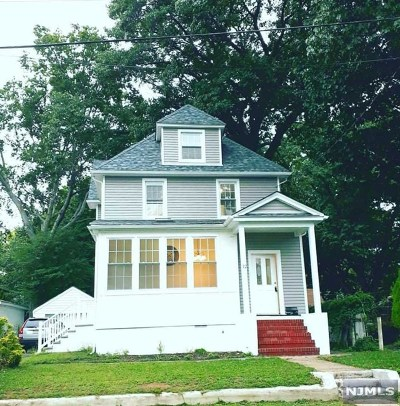 Englewood Single Family Home Under Contract: 12 Oakland Street