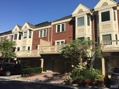 Fort Lee Condo/Townhouse Under Contract: 18 Lenox Court