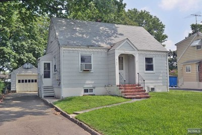 Fair Lawn Single Family Home Under Contract: 5-31 Boyd Avenue