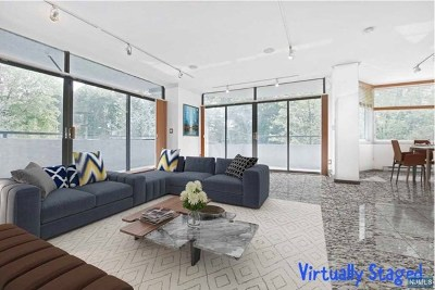 Fort Lee Condo/Townhouse Under Contract: 2500 Hudson Terrace #2n