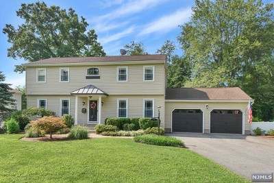 Ramsey Single Family Home Under Contract: 11 Kimberly Court