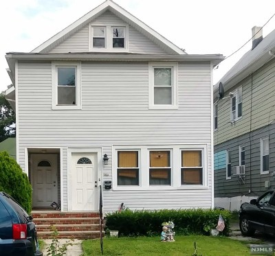 Passaic Multi Family 2-4 Under Contract: 169 Meade Avenue