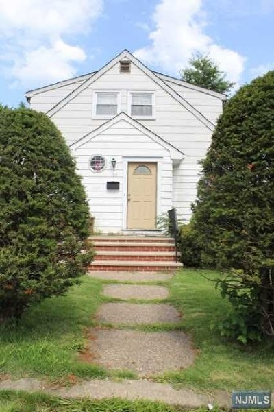 Hawthorne Multi Family 2-4 Under Contract: 169 Westervelt Avenue